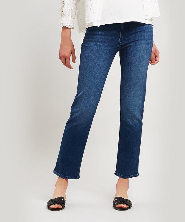 Frame - Le High Straight Jeans
