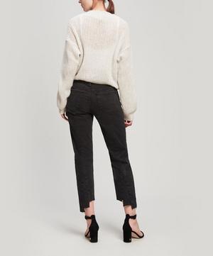 Le Nouveau Straight Leg Jeans