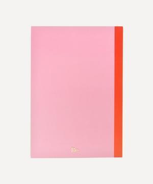 Letter 'K' A5 Notebook