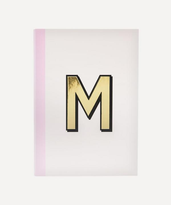 Re: Stationery - Letter 'M' A5 Notebook