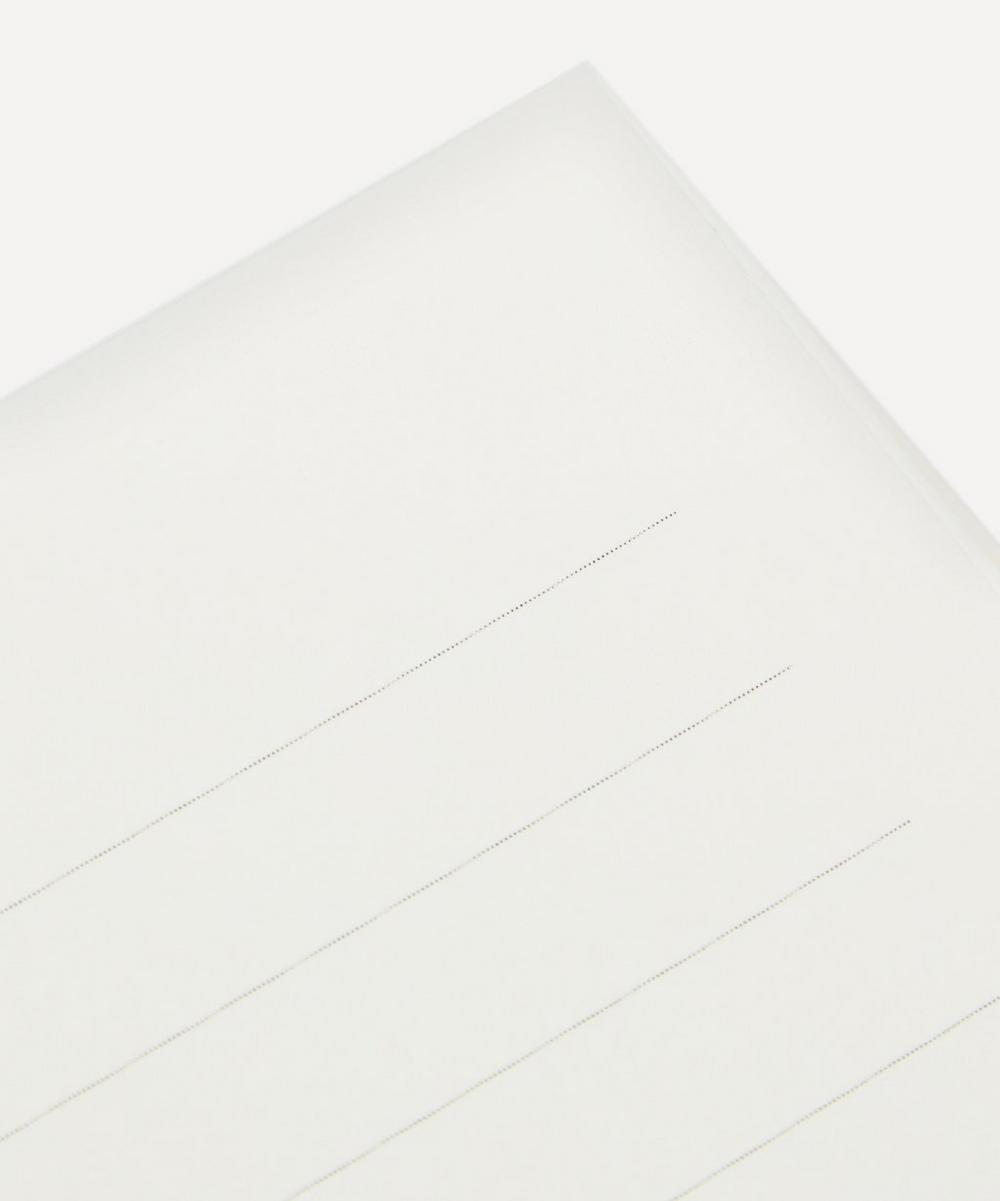 Letter 'V' A5 Notebook