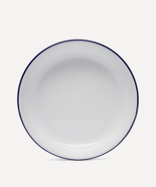 Falcon - Enamelware Deep Plates Set of Four