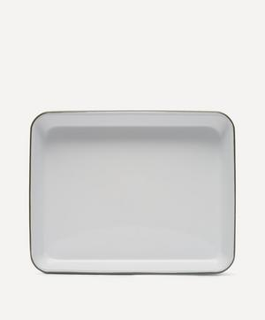 Enamelware Serving Tray