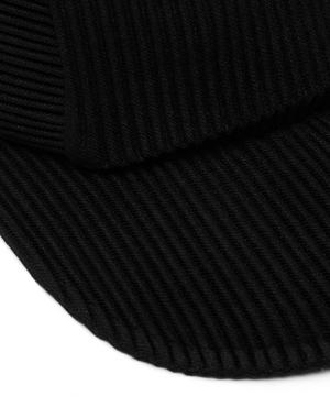Wooly Pleats Cap