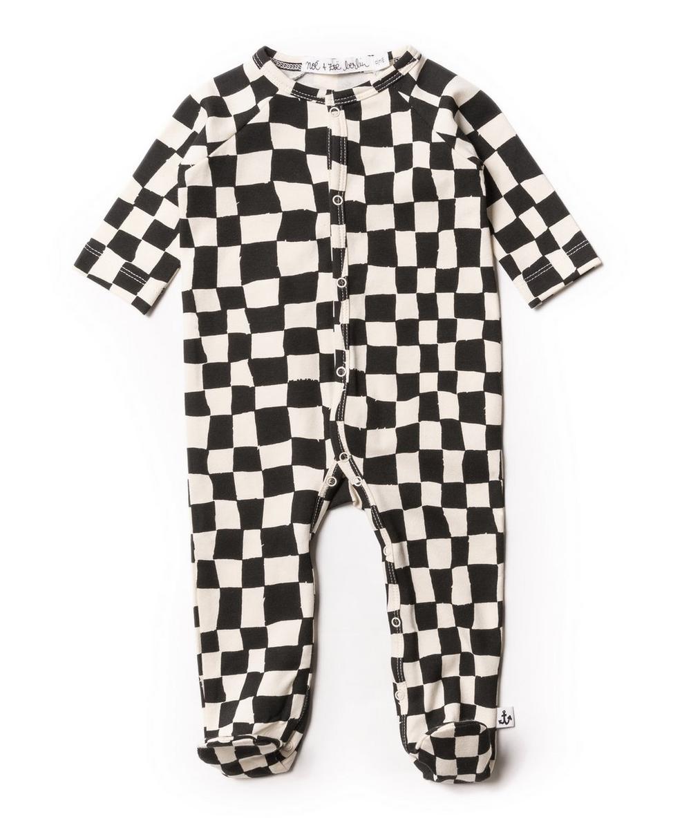 Footie Pyjama Baby Grow 0-12 Months