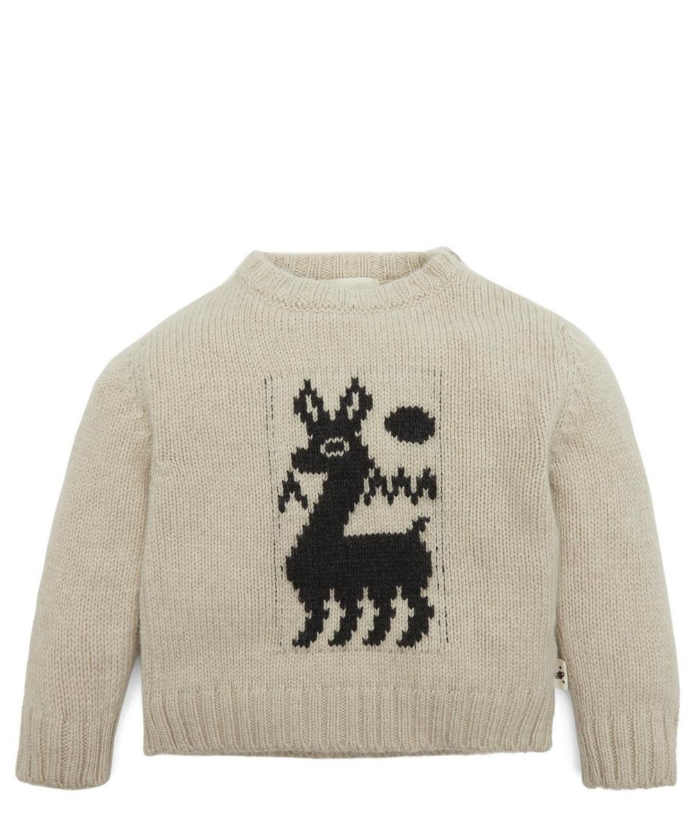 Baby Llamas Jersey Knit 3-24 Months