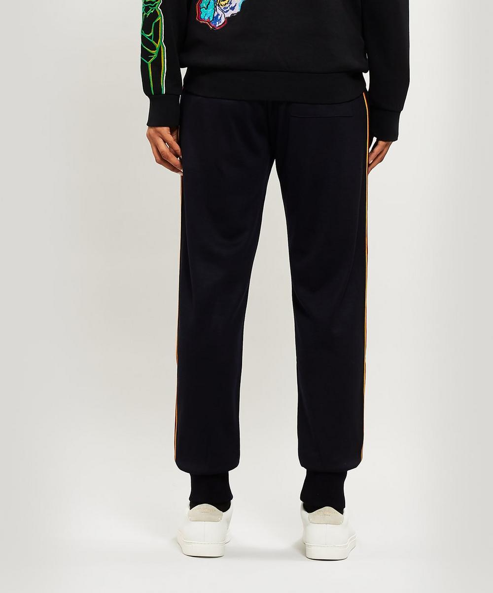 Artist Stripe Wool Sweatpants