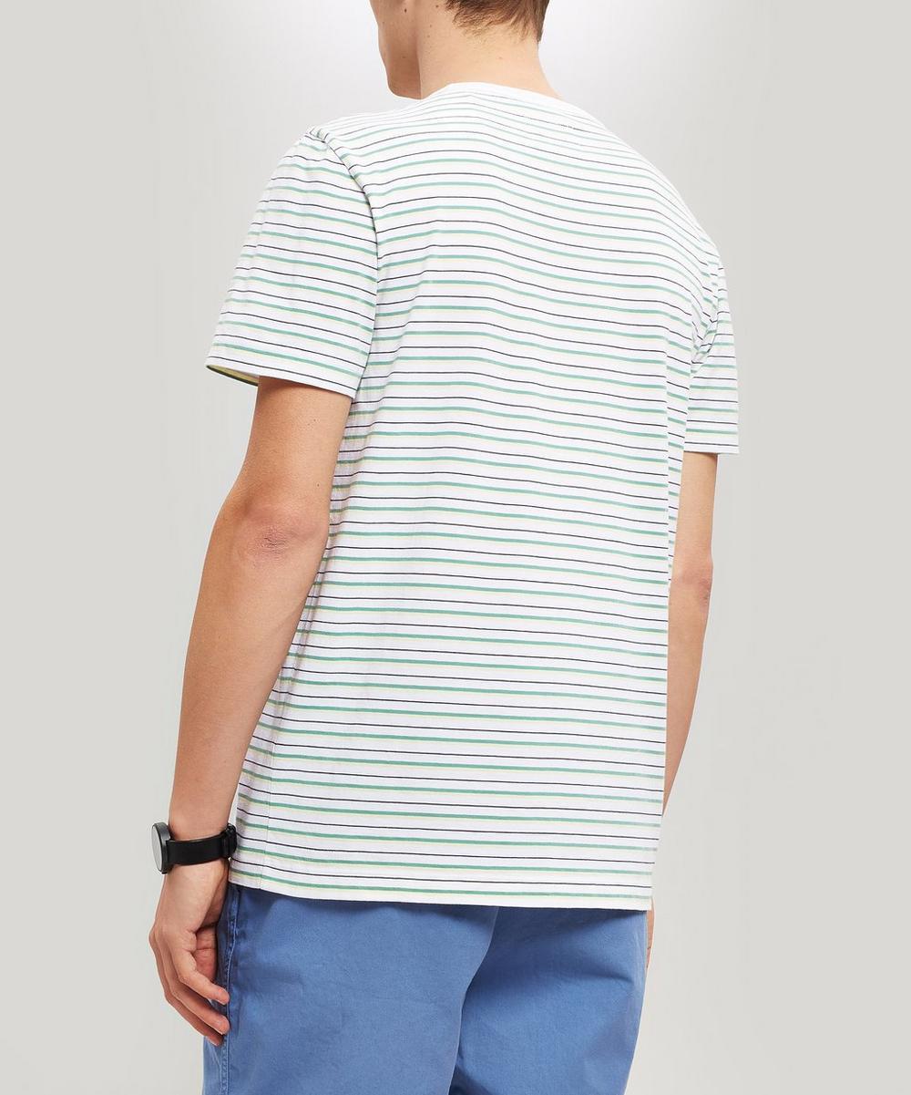Nara Thin Stripe Cotton T-Shirt