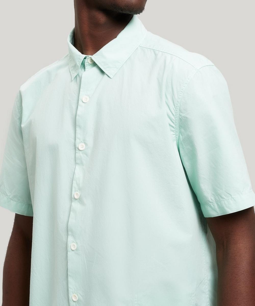 Rooke Short-Sleeve Cotton Shirt