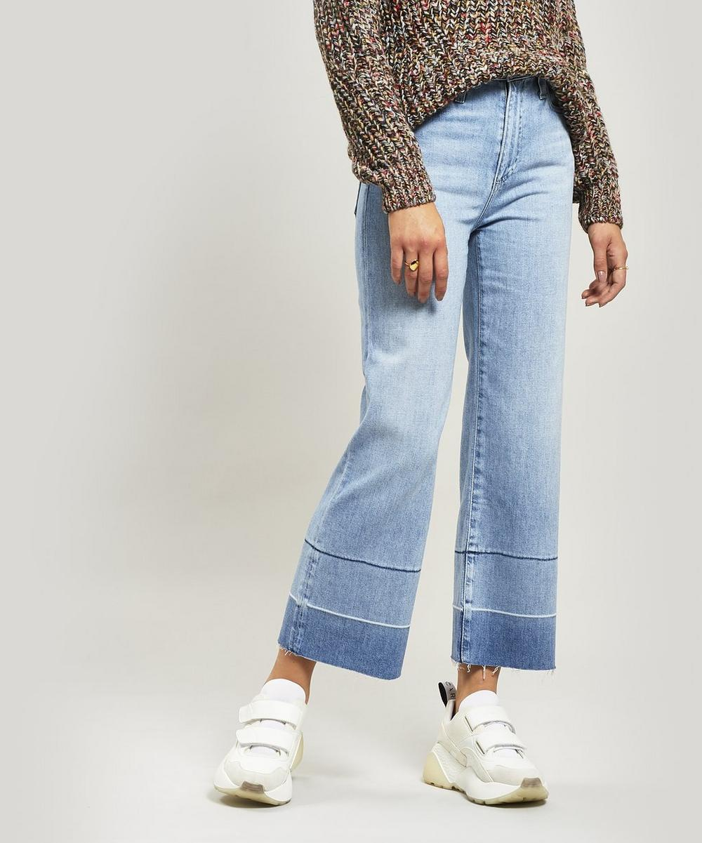 Etta Wide-Leg Crop Jeans