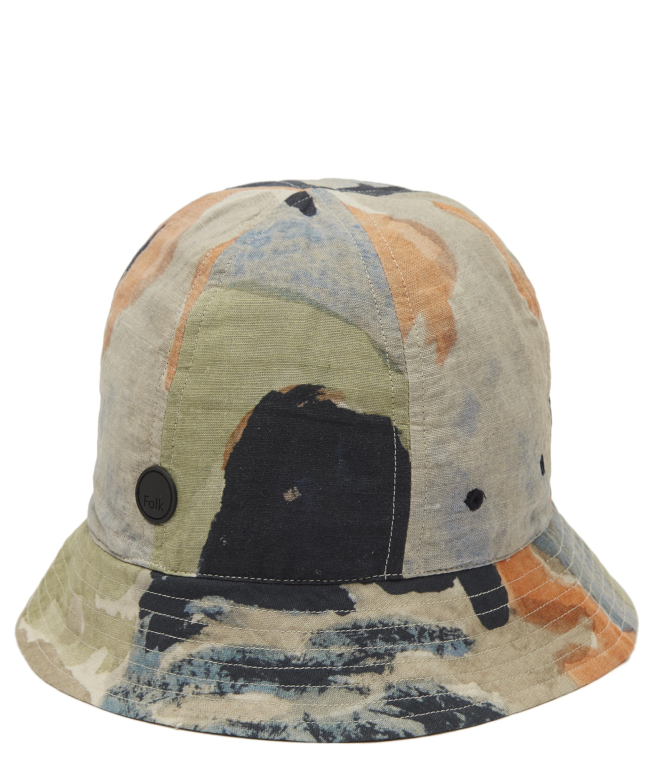 Arcadia Print Bucket Hat