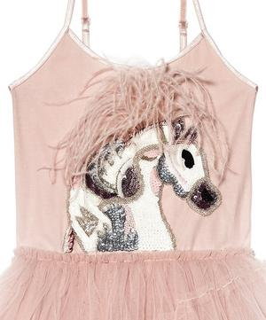 Horse Tutu Dress 2-8 Years