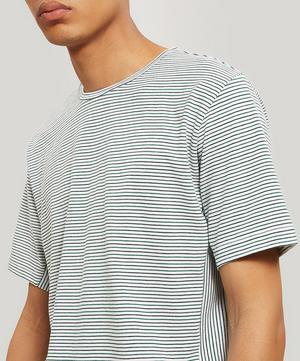Stripe Organic-Cotton T-Shirt