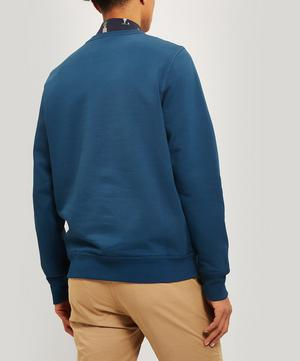 Cotton Sweater with Patch Pocket