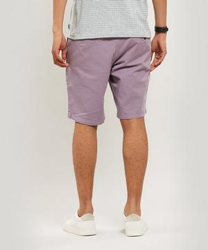 Organic Cotton Stretch Shorts
