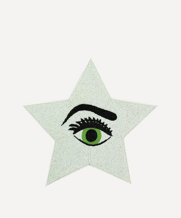 Rockett St George - Glamorous Star Beaded Placemat