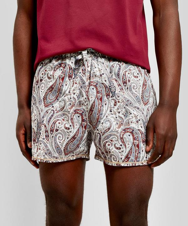 e85bcc63a Felix and Isabelle Tana Lawn Cotton Lounge Shorts ...
