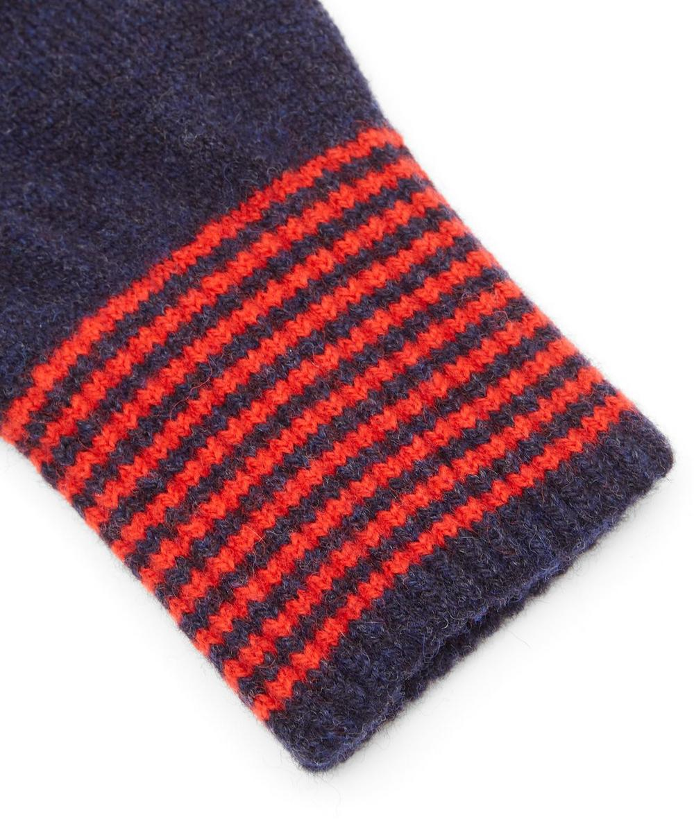 Fade Out Wool Gloves