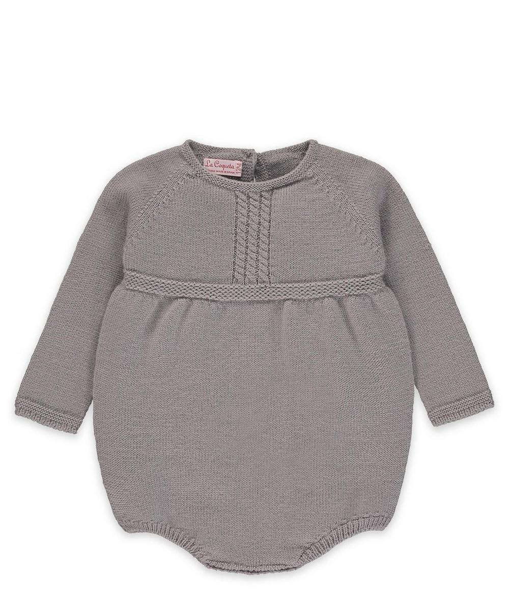 Borla Knitted Romper 0-6 Years