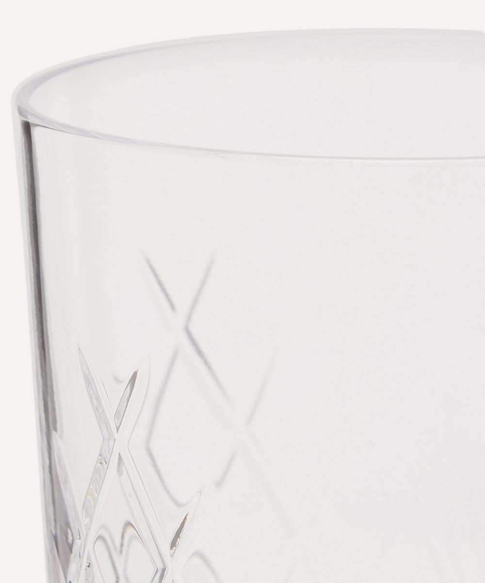 Barwell Cut Crystal Highball Glasses Set of Six