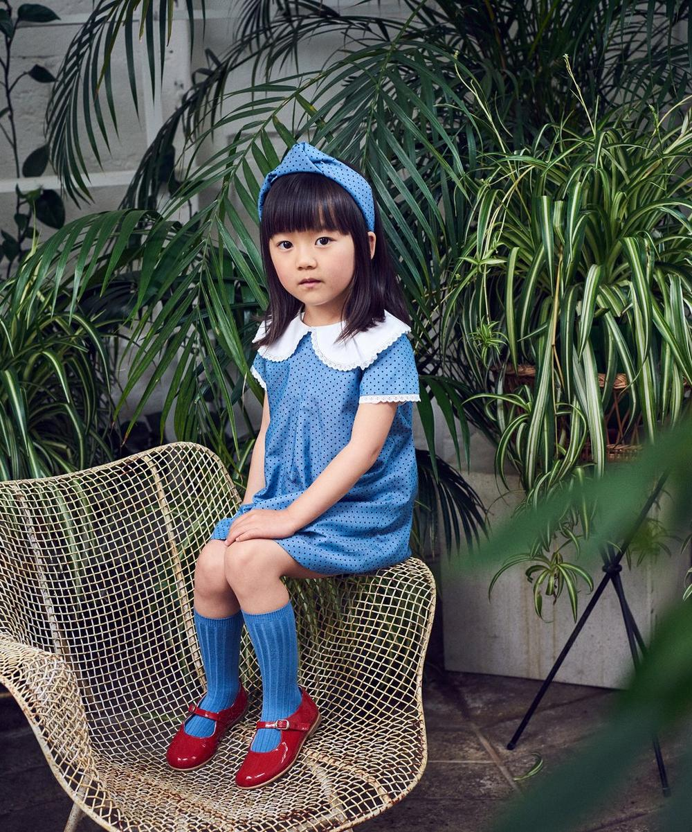 Daniela Girl Dress 2-8 Years