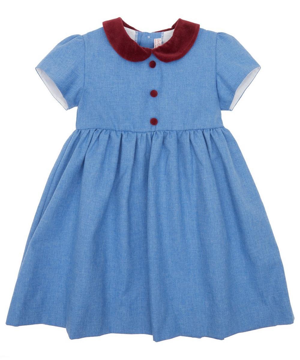 Ainara Girl Dress 2-8 Years