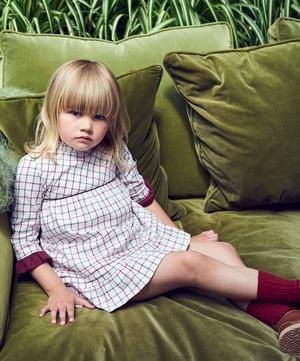 Marineta Girl Dress 2-8 Years