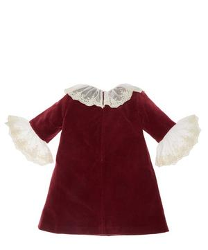 Buganvilla Girl Dress 2-8 Years