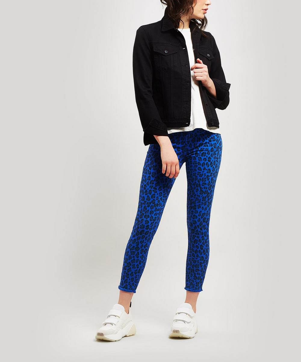 835 Mid-Rise Crop Skinny Jeans