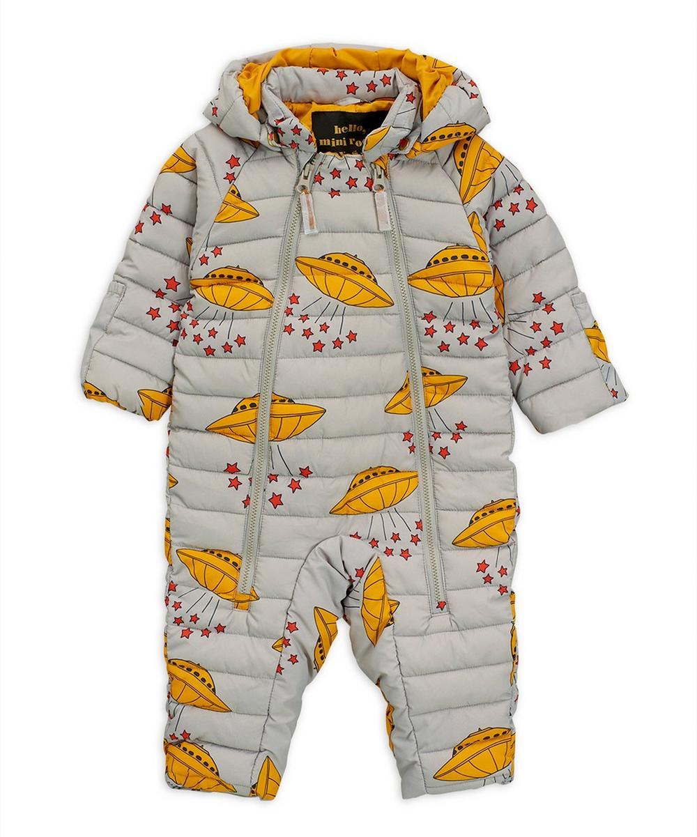 UFO Insulator Baby Overall 9-18 Months