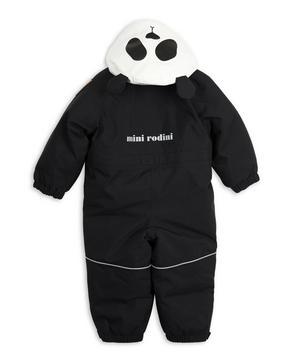 Alaska Panda Baby Overall 6 Months-2 Years