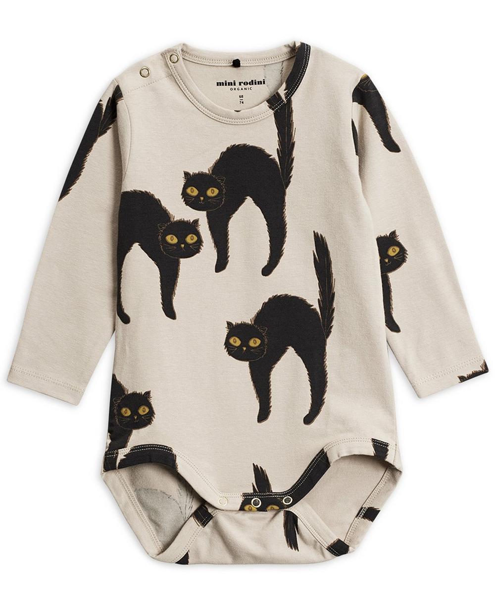 Catz Long-Sleeved Body 3-18 Months
