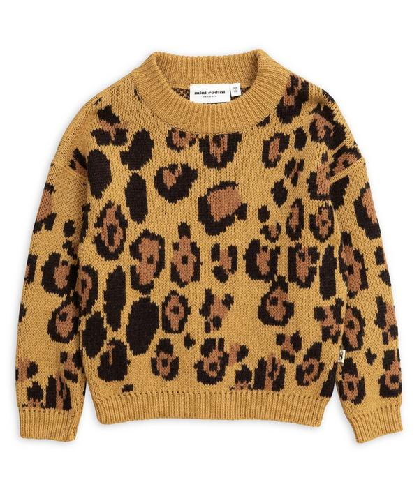 Leo Knitted Sweater 2-8 Years