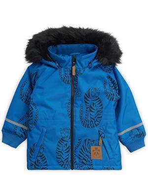 Tiger Parka Jacket 2-8 Years