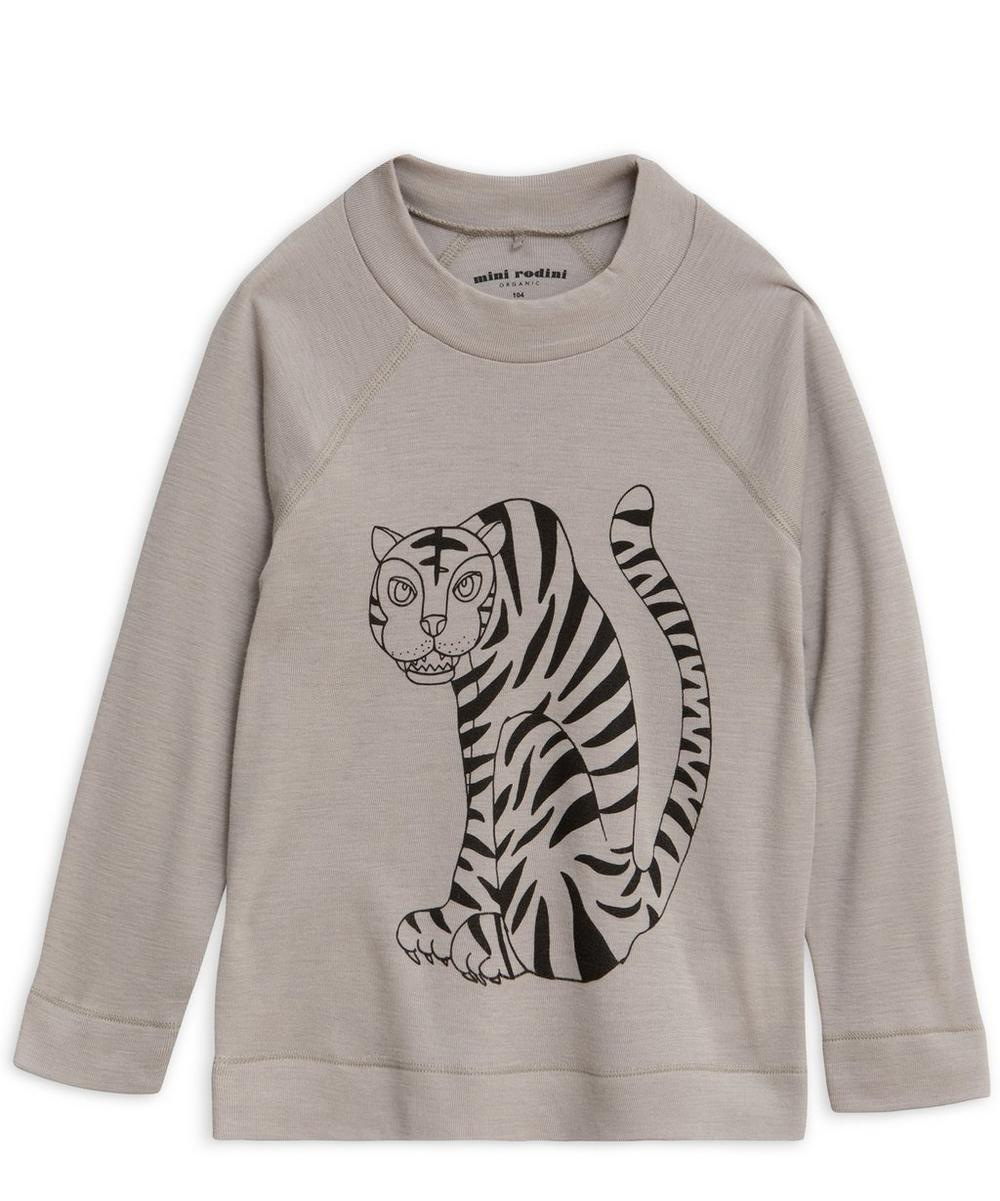 Tiger Long-Sleeved T-Shirt 2-8 Years