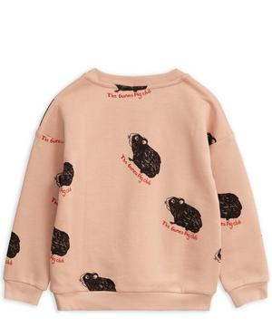 Guinea Pig Sweatshirt 2-8 Years
