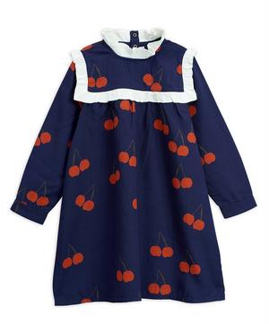 Cherry Woven Frill Dress 2-4 Years