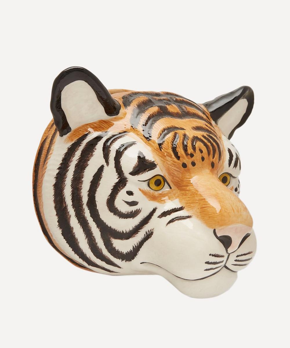 Tiger Wall Vase