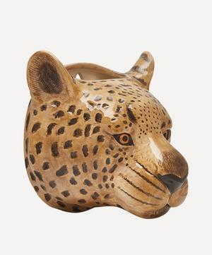 Leopard Wall Vase