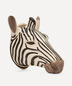 Zebra Wall Vase