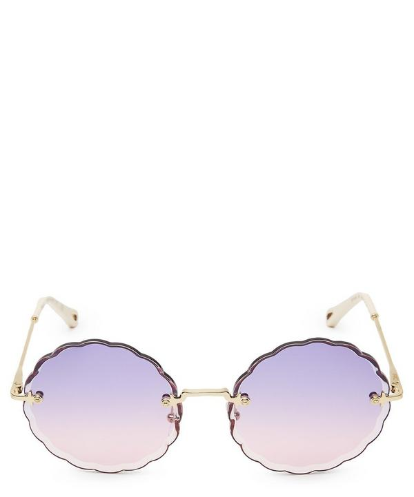 Rosie Round Sunglasses