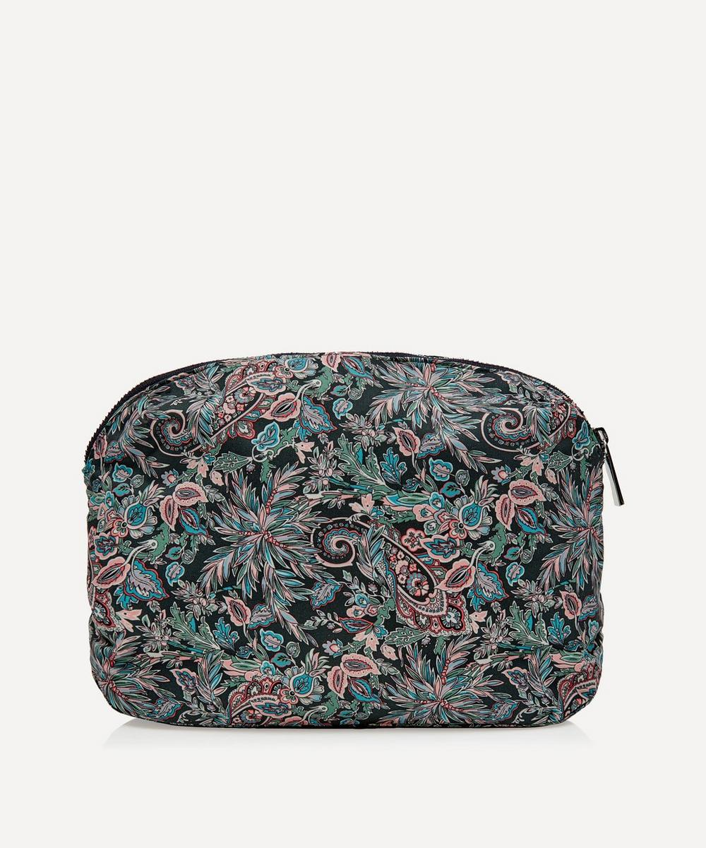 Large Faraway Paisley Wash Bag