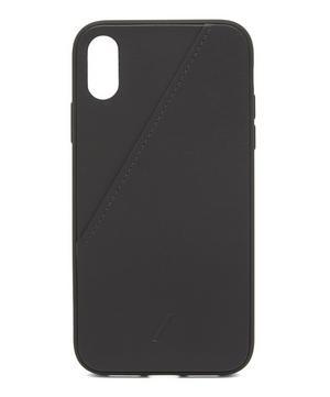 Clic Card Holder iPhone Xr Case