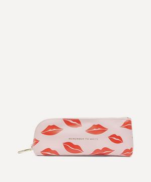 Lips Pencil Case