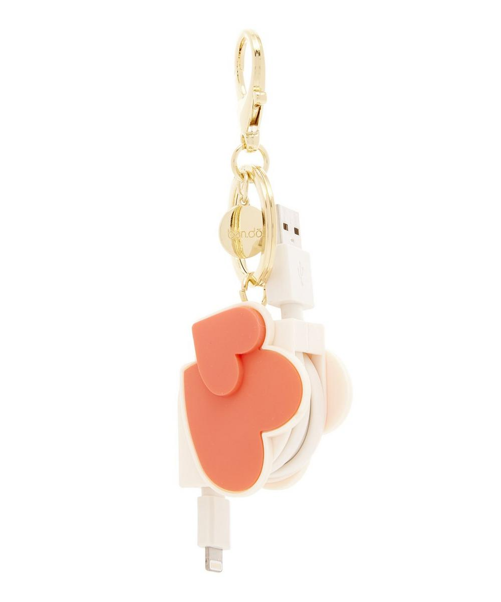 Heart To Heart Retractable Charging Cord