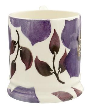 Purple Hellebores Half-Pint Mug