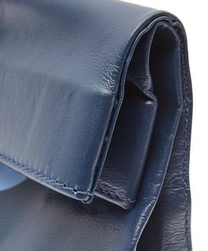 Lunch Bag 30 Large Leather Clutch