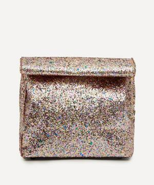 Lunch Bag 20 Small Glitter Clutch