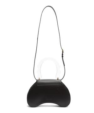 Bean Leather Handbag