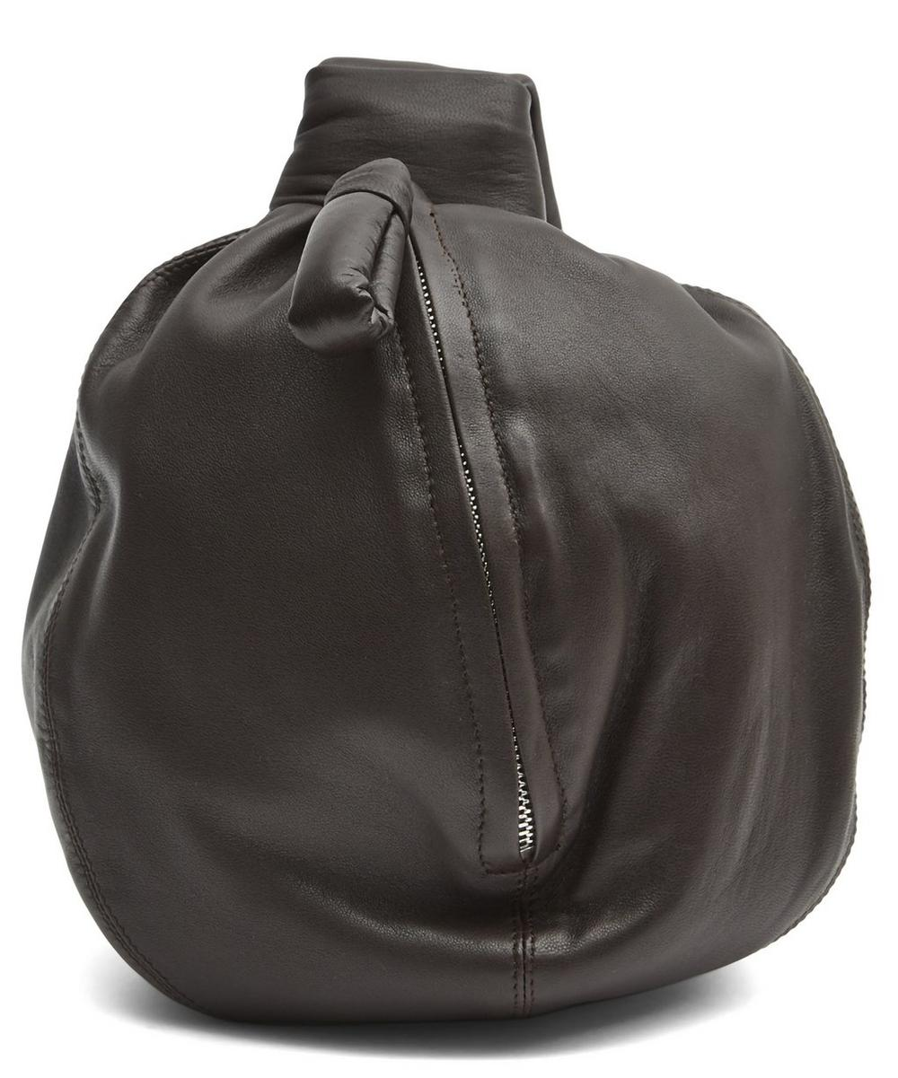 Lemaire Accessories LEATHER PURSE BAG